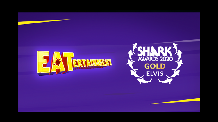 Creme Egg EATertainment wins Gold at the Kinsale Shark Awards